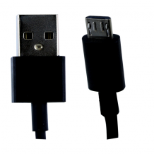 Xiaomi - Original - Micro USB Datacable - 1m - Black-1