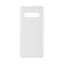 XQISIT Flex Case for Galaxy S10+ clear-1