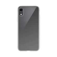 Xqisit Flex Case Silikone cover til Apple iPhone XR, Gennemsigtig-1