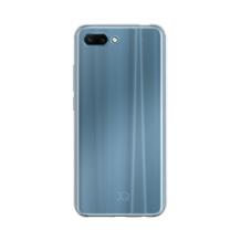 Xqisit Flex Case Silikone cover til Huawei Honor 10, Gennemsigtig-1
