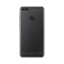 Xqisit Flex Case Silikone cover til Huawei P Smart, Gennemsigtig-1