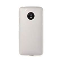 Xqisit Flex Case Silikone cover til Motorola Moto G5, Gennemsigtig-1