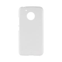 Xqisit Flex Case Silikone cover til Motorola Moto G5 Plus, Gennemsigtig-1