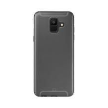 Xqisit Flex Case Silikone cover til Samsung Galaxy A6 (2018), Gennemsigtig-1