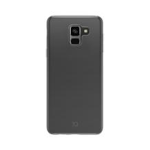 Xqisit Flex Case Silikone cover til Samsung Galaxy J6 (2018), Gennemsigtig-1