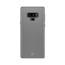 Xqisit Flex Case Silikone cover til Samsung Galaxy Note 9, Gennemsigtig-1