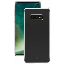 Xqisit Flex Case Silikone cover til Samsung Galaxy S10e, Gennemsigtig-1