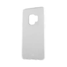 Xqisit Flex Case Silikone cover til Samsung Galaxy S9, Gennemsigtig-1