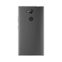 Xqisit Flex Case Silikone cover til Sony Xperia L2, Gennemsigtig-1