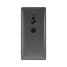 Xqisit Flex Case Silikone cover til Sony Xperia XZ2, Gennemsigtig-1