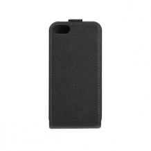 XQISIT Flip Cover for iPhone 5/5s black-1