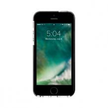XQISIT Mitico Bumper TPU for iPhone 5/5s/SE clear/black-1