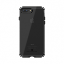 XQISIT PHANTOM XTREME for iPhone 7/8 Plus clear/anthracite-1