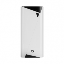 XQISIT Power Bank 10400 mAh white/black-1