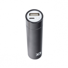 XQISIT Power Bank 2600 mAh microUSB black-1