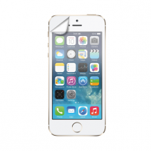 XQISIT Screen Protector AS 2pc for IPHONE 5/5s/5C/SE clear-1