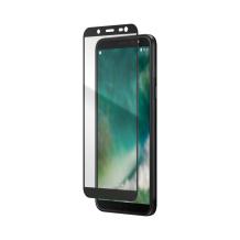 XQISIT Tough Glass CF for Galaxy J6 (2018) EU black-1