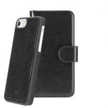 XQISIT Wallet Case Eman for iPhone 6/6S/7/8 black-1