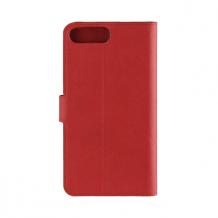 XQISIT Wallet case Viskan for iPhone 7 Plus red-1