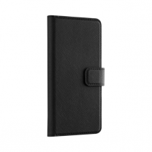 XQISIT Wallet case Viskan for P10 Lite black-1