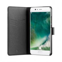 XQISIT Wallet case Viskan for P10 Plus black-1