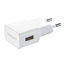 Samsung - EP-TA50EWE - USB Mains Adapter - 1550 mA - White